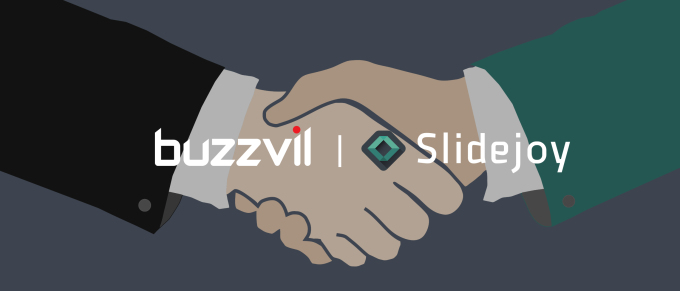 Buzzvil Slidejoy